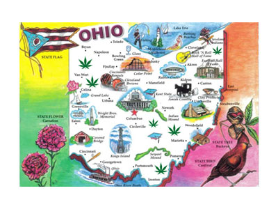 Ohio Legalization Efforts Press Ahead